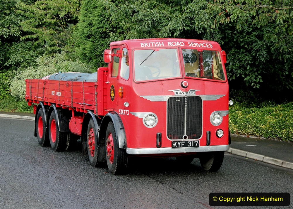 BRS vehicles 1950s and 1960s. (122) 122