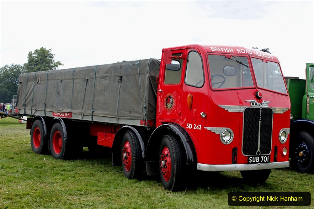 BRS vehicles 1950s and 1960s. (123) 123