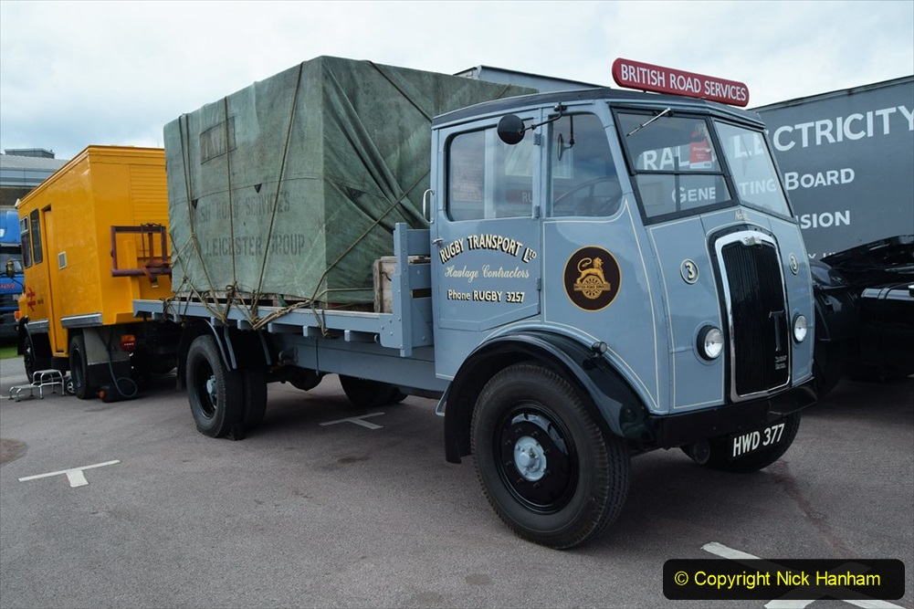 BRS vehicles 1950s and 1960s. (125) 125