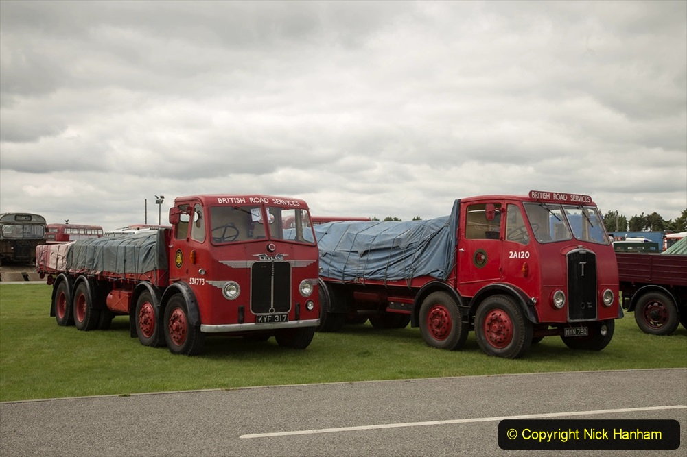 BRS vehicles 1950s and 1960s. (128) 128