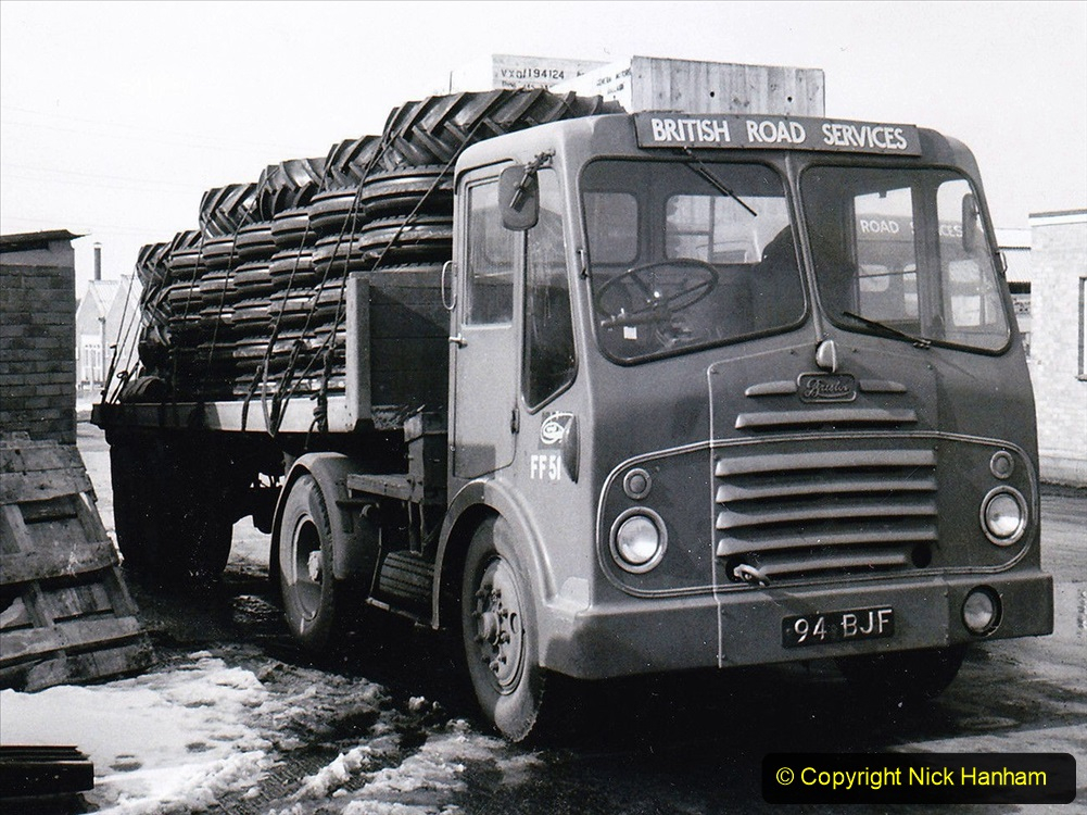 BRS vehicles 1950s and 1960s. (144) 144