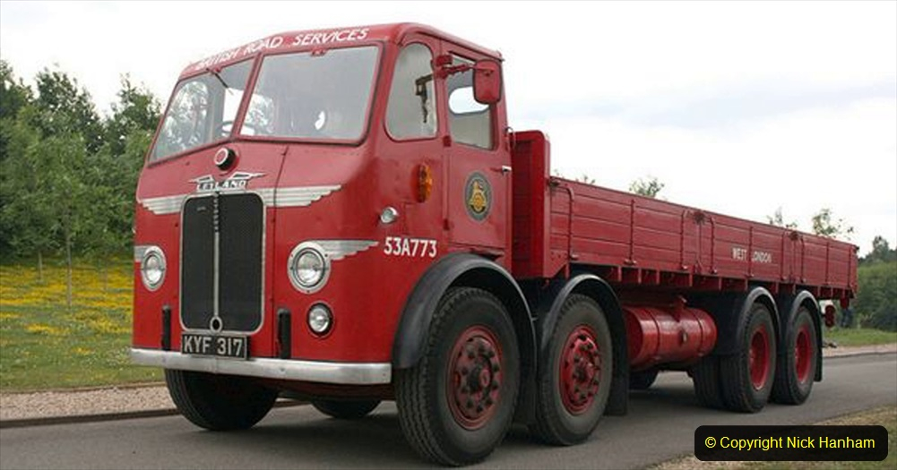 BRS vehicles 1950s and 1960s. (146) 146