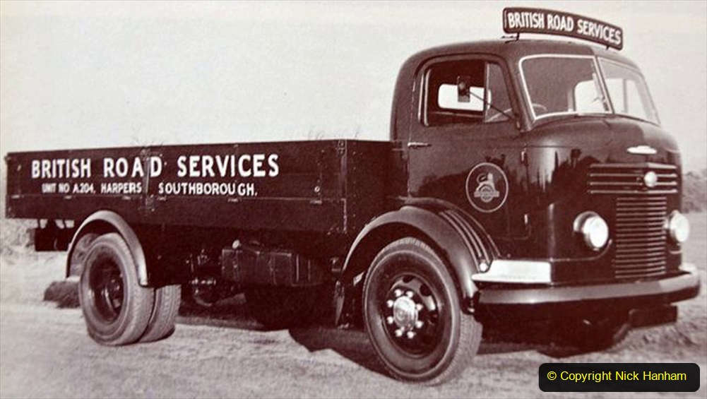 BRS vehicles 1950s and 1960s. (147) 147