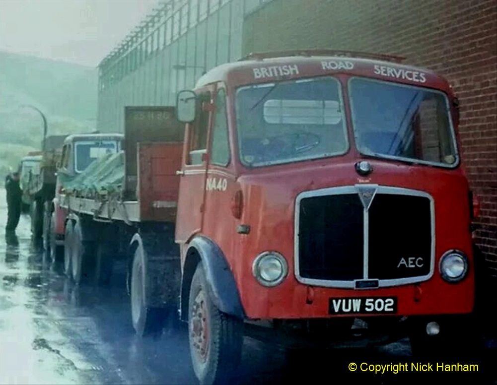 BRS vehicles 1950s and 1960s. (150) 150