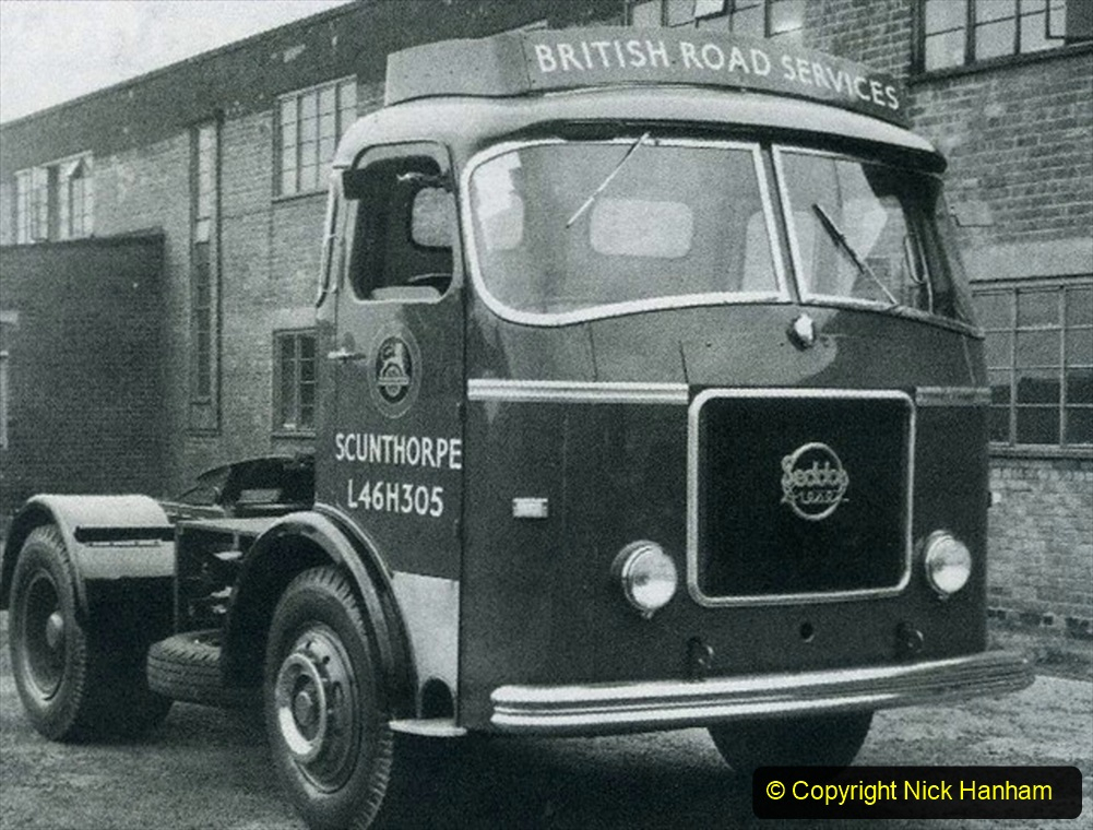 BRS vehicles 1950s and 1960s. (157) 157
