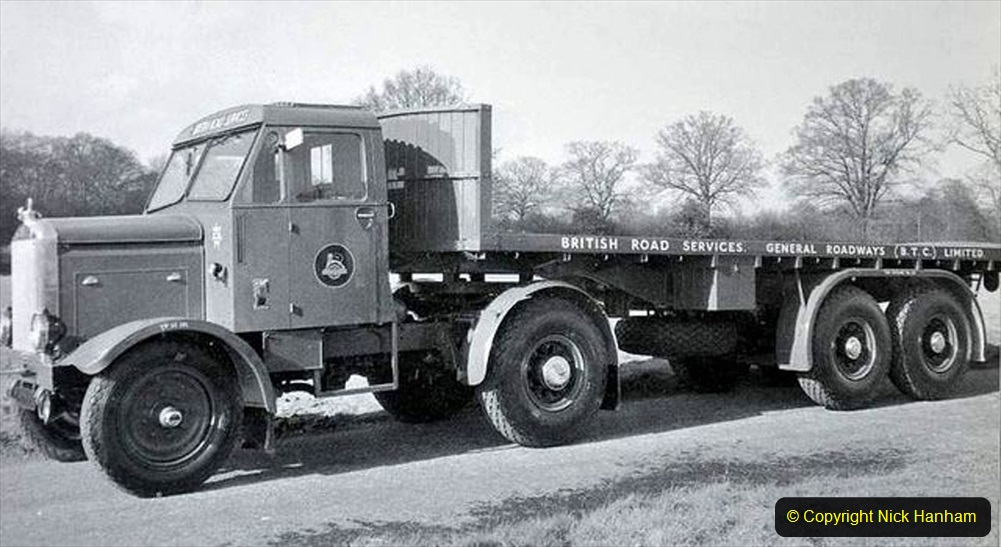 BRS vehicles 1950s and 1960s. (173) 173