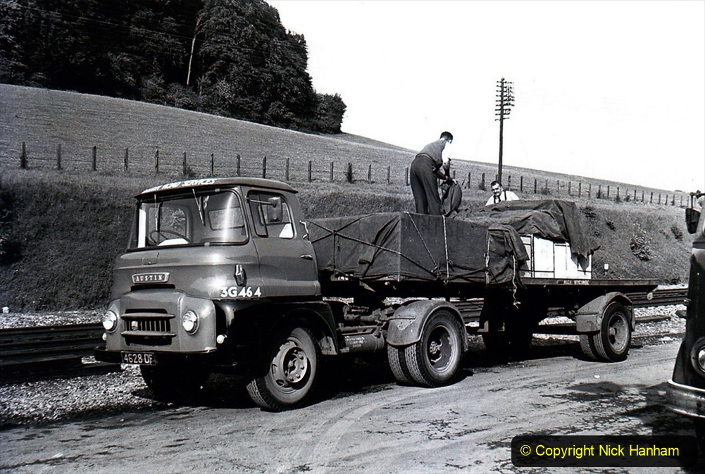 BRS vehicles 1950s and 1960s. (179) 179
