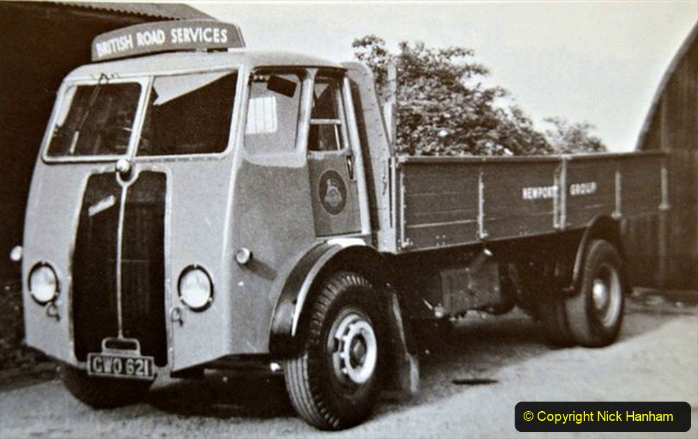BRS vehicles 1950s and 1960s. (18) 018
