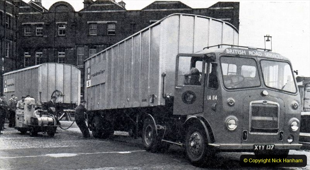 BRS vehicles 1950s and 1960s. (21) 021
