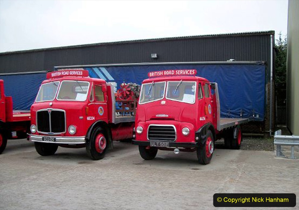 BRS vehicles 1950s and 1960s. (30) 030