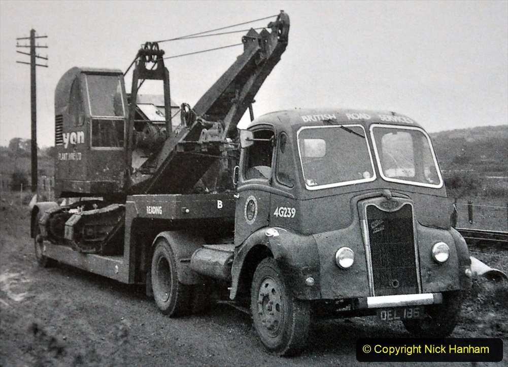 BRS vehicles 1950s and 1960s. (39) 039