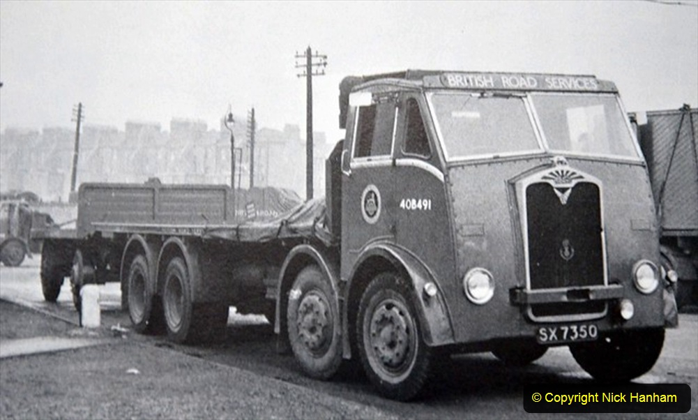 BRS vehicles 1950s and 1960s. (41) 041