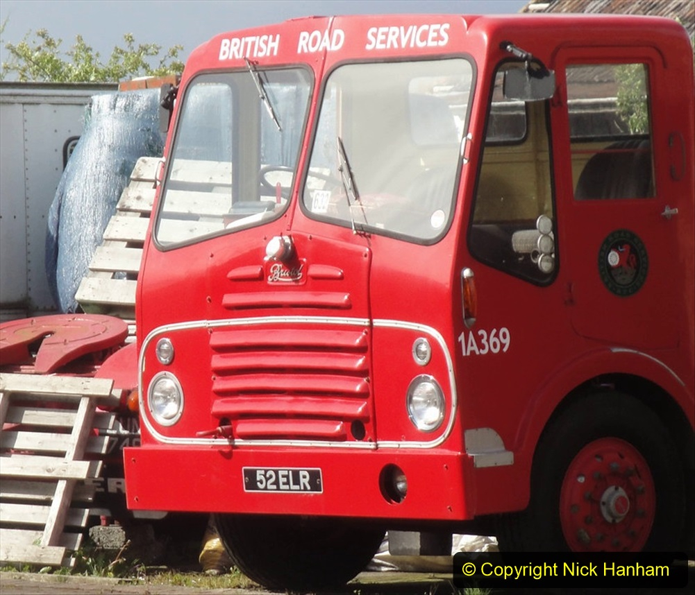 BRS vehicles 1950s and 1960s. (42) 042