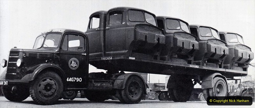 BRS vehicles 1950s and 1960s. (48) 048