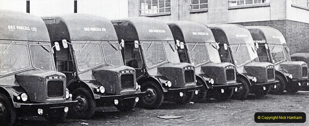 BRS vehicles 1950s and 1960s. (74) 074