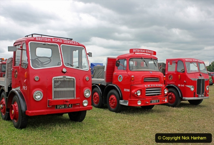 BRS vehicles 1950s and 1960s. (117) 117