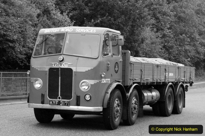 BRS vehicles 1950s and 1960s. (119) 119