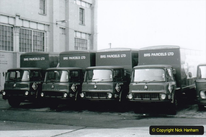 BRS vehicles 1950s and 1960s. (133) 133