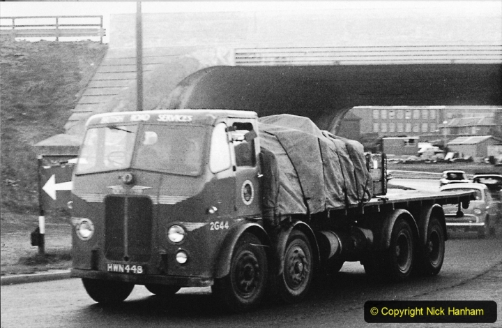 BRS vehicles 1950s and 1960s. (140) 140