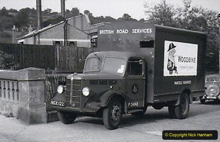BRS vehicles 1950s and 1960s. (168) 168