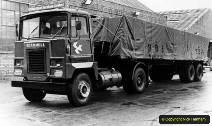 BRS vehicles 1950s and 1960s. (5) 005
