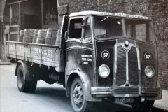 BRS vehicles 1950s and 1960s. (12) 012