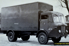 BRS vehicles 1950s and 1960s. (13) 013