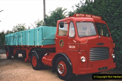 BRS vehicles 1950s and 1960s. (19) 019