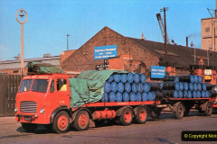 BRS vehicles 1950s and 1960s. (57) 057