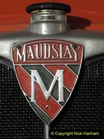 BRS Maudslay Lorries 1950s & 1960s. (25) 001