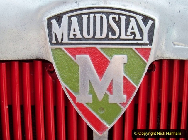 BRS Maudslay Lorries 1950s & 1960s. (26) 001