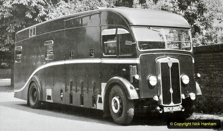 BRS Maudslay Lorries 1950s & 1960s. (33) 001
