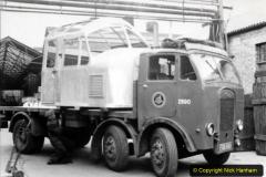 BRS Maudslay Lorries 1950s & 1960s. (10) 001