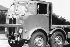 BRS Maudslay Lorries 1950s & 1960s. (14) 001