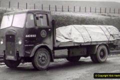 BRS Maudslay Lorries 1950s & 1960s. (16) 001