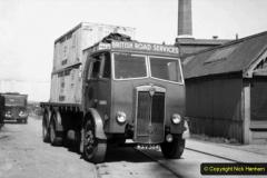 BRS Maudslay Lorries 1950s & 1960s. (17) 001