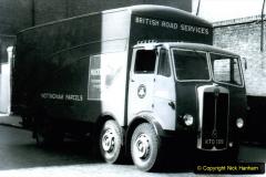BRS Maudslay Lorries 1950s & 1960s. (20) 001