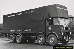 BRS Maudslay Lorries 1950s & 1960s. (22) 001