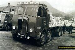 BRS Maudslay Lorries 1950s & 1960s. (23) 001
