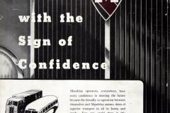 BRS Maudslay Lorries 1950s & 1960s. (27) 001