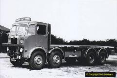 BRS Maudslay Lorries 1950s & 1960s. (28) 001