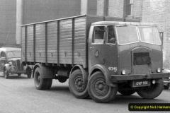 BRS Maudslay Lorries 1950s & 1960s. (3) 001