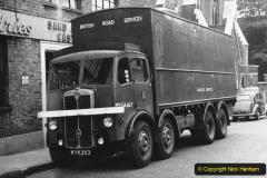 BRS Maudslay Lorries 1950s & 1960s. (30) 001