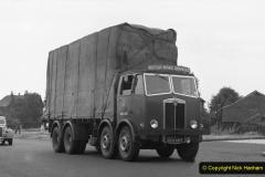 BRS Maudslay Lorries 1950s & 1960s. (4) 001