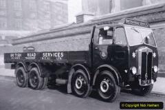 BRS Maudslay Lorries 1950s & 1960s. (8) 001