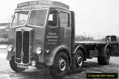 BRS Maudslay Lorries 1950s & 1960s. (9) 001