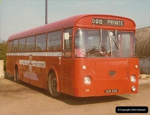 1978 Summer. Hoddesdon, Hertfordshire.  (1)010