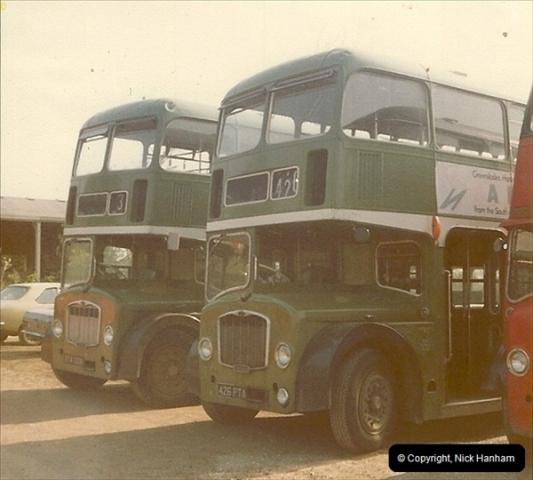 1978 Summer. Hoddesdon, Hertfordshire.  (2)011