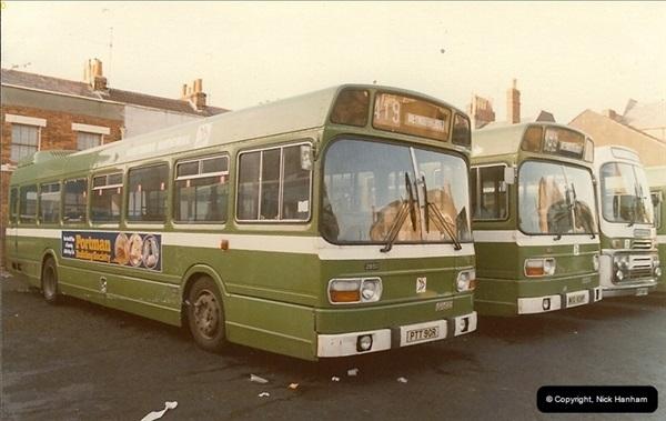1983-12-04 Weymouth, Dorset.  (2)036