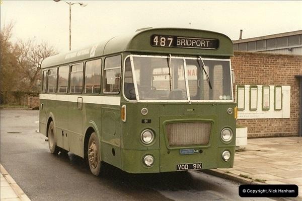 1984-12-01 Bridport, Dorset.  (1)053